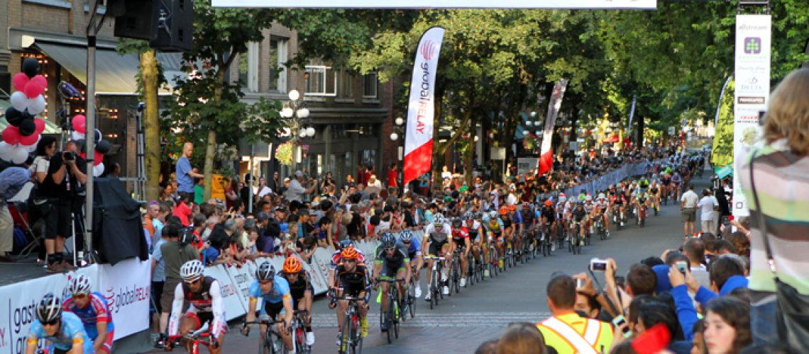 Global Relay Gastown Grand Prix Awarded UCI Status