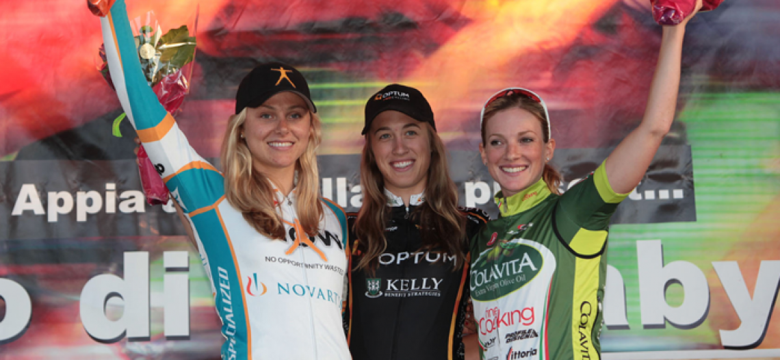 BC Superweek announces equal prize money for men's & women's podium finishers