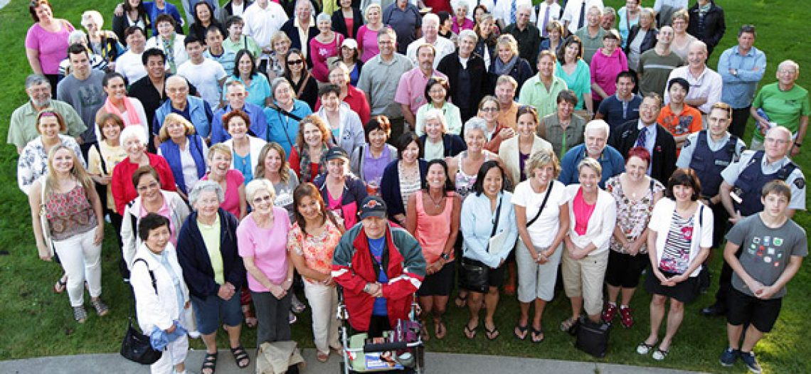 BC Superweek and Giro di Burnaby celebrate community ties