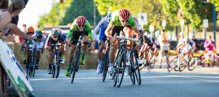 Market Criterium for second straight podium finish at Tour de White Rock