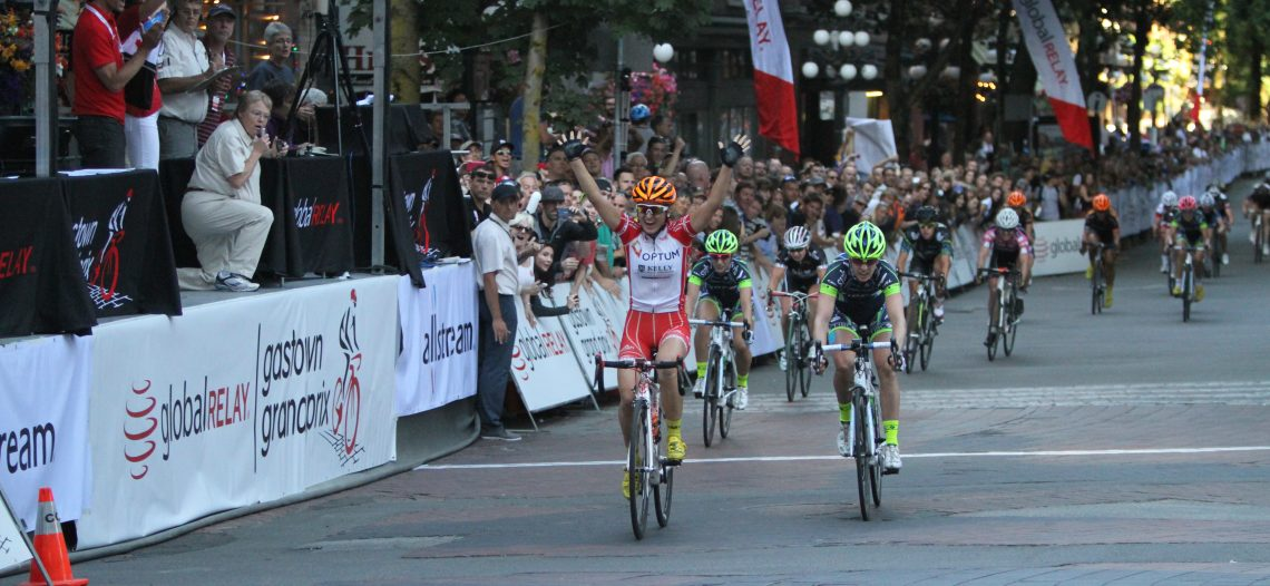 Global Relay Renews Title Sponsorship of Gastown Grand Prix For Five More Years