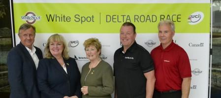 Tour de Delta Sport Canada Hosting Grant - 2015