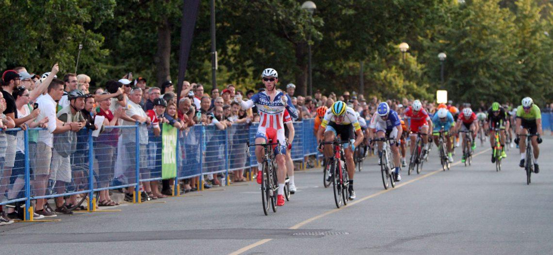 2010 US National Criterium Champion Daniel Holloway Wins UBC Grand Prix p/b Mahony & Sons
