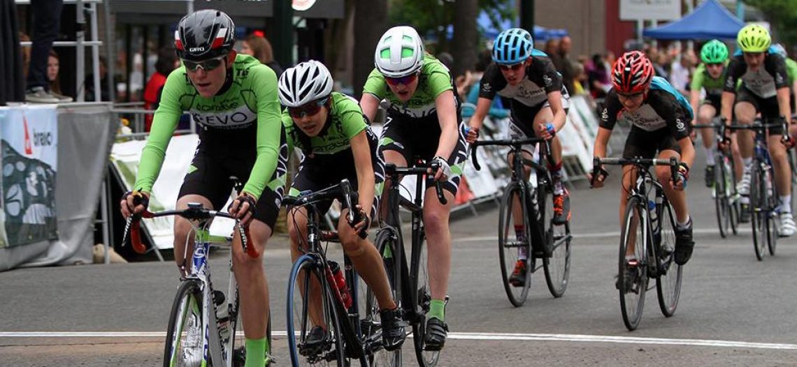 2016 BC Superweek Youth Cycling Series