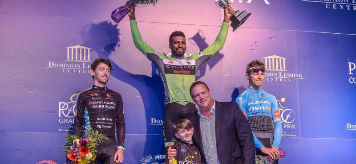 Eight Time U.S. National Champion Justin Williams wins inaugural PoCo Grand Prix