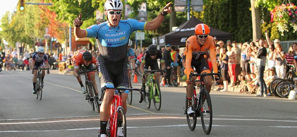 Rising Aussie star Liam Magennis storms to win at Choices Markets Criterium