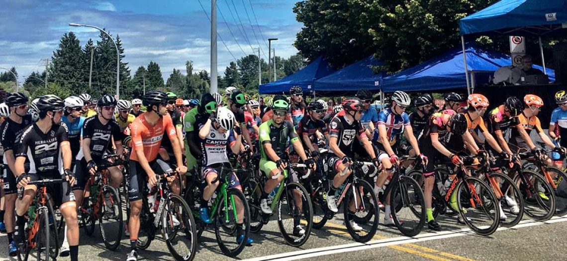 American John Murphy Wins White Spot | Delta Road Race for third Podium Appearance at BC Superweek