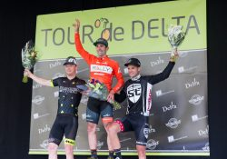 Two time U.S. National Criterium Champion Eric Young wins MK Delta Lands Criterium