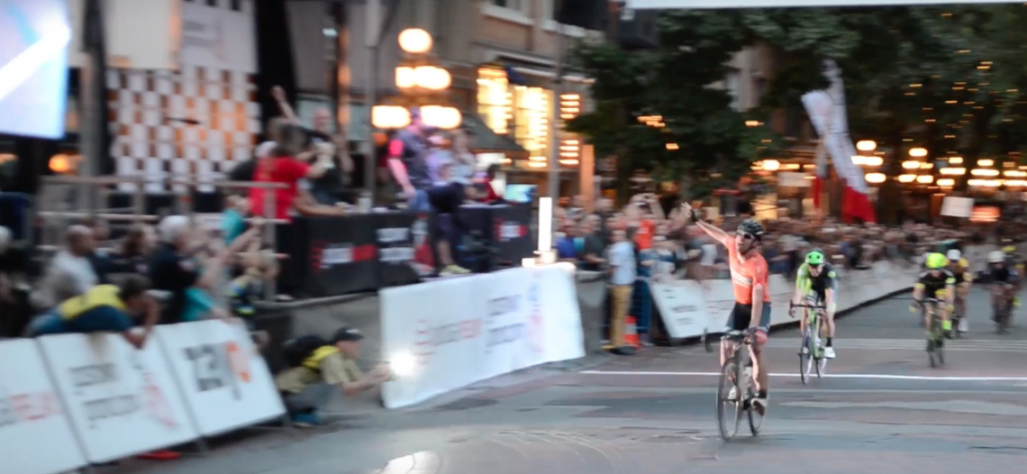 Eric Young Repeats as Global Relay Gastown Grand Prix Champion