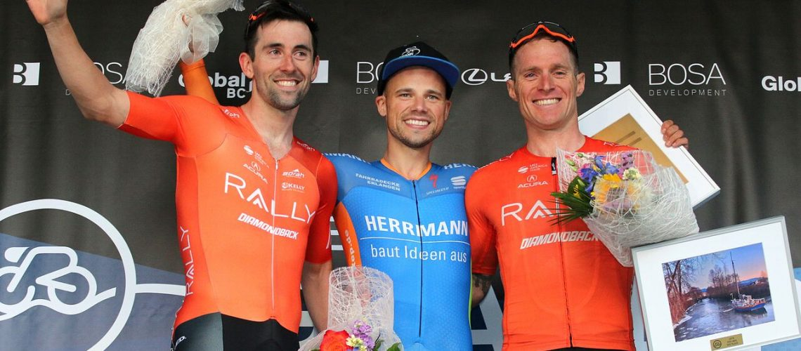 Florenz Knauer repeats as New West Grand Prix Winner