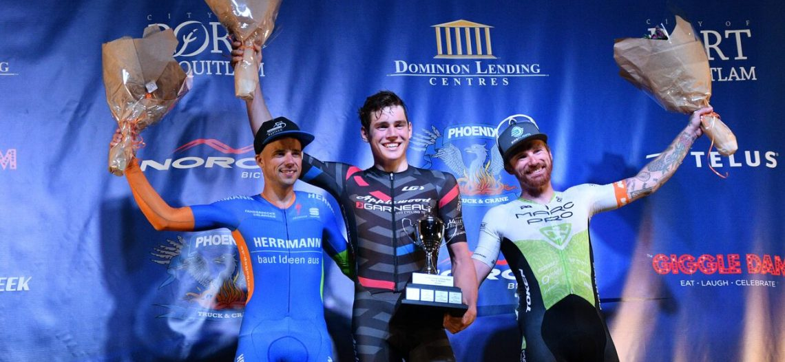 Winnipeg's Mitchell Ketler wins BC Superweek's first ever Twilight Criterium