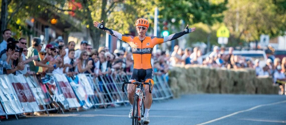 Two-time Canadian National Champion Ryan Roth claims Tour de White Rock presented by Landmark Premiere Properties Choices Markets Criterium