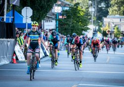 3-Time US National Champion Kendall Ryan Loves Racing at the Tour de Delta