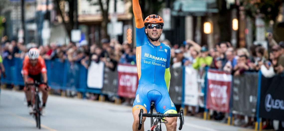 Florenz Knauer aims for third straight win at New West Grand Prix