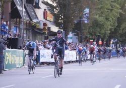 Kiwi Campbell Stewart becomes two time winner of Giro di Burnaby presented by Appia Development