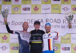 Californian Samuel Bassetti claims Tour de Delta White Spot | Delta Road Race