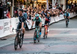 2016 Kiwi National Criterium Champion Regan Gough wins Global Relay Gastown Grand Prix