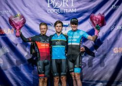 Kiwi Campbell Stewart is a double winner at PoCo Grand Prix presented by Dominion Lending Centres