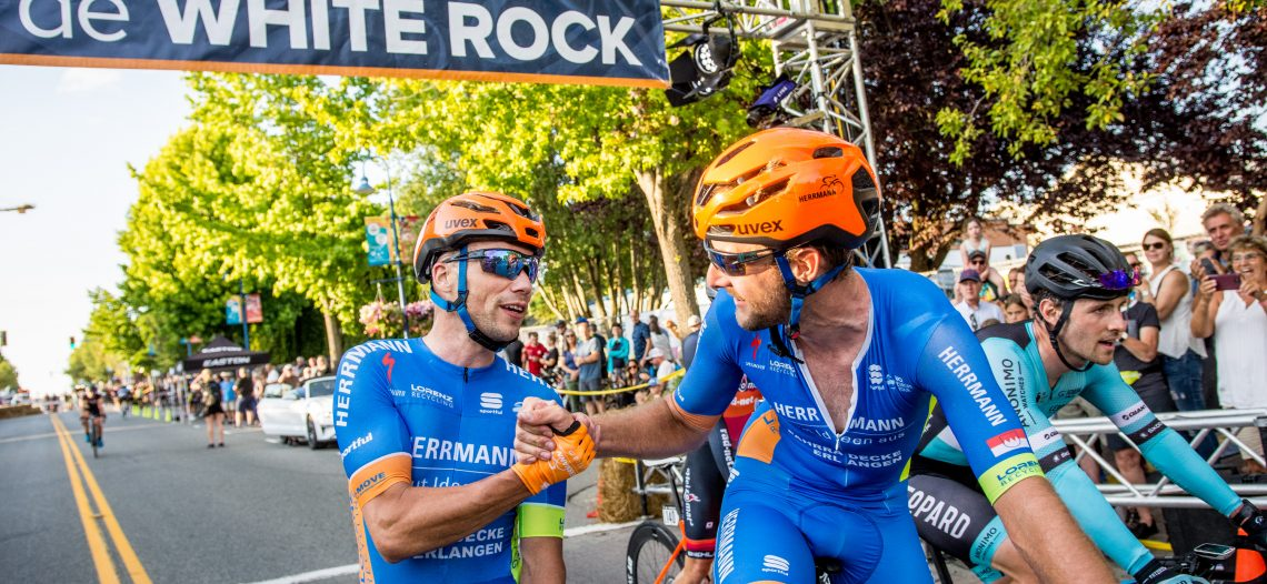 German Florenz Knauer wins third career Choices Markets Criterium at Tour de White Rock presented by Landmark Premiere Properties